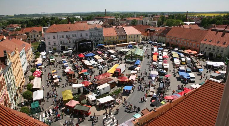 Trhy a kulturní program